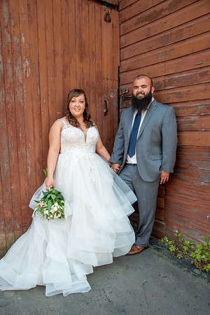 Wedding - Brittany and John