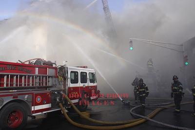 Lynn, MA - 4th Alarm, 221 Lewis Street, 1-14-09