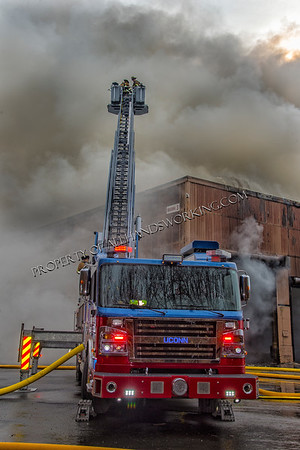 Windham County Fires