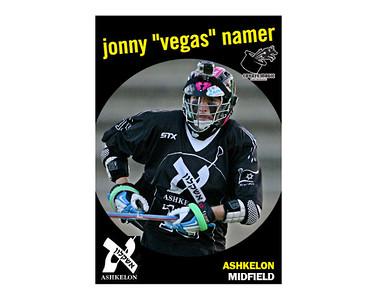 """Ashkelon Jonny """"Vegas"""" Namer (2013)"""