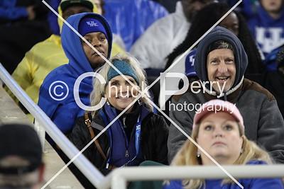 EKU Football Fans 10-3-2015