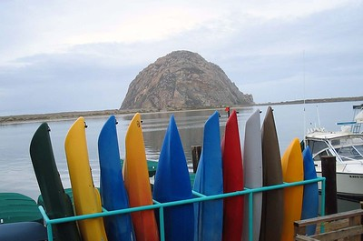 Morro Bay , California Walk