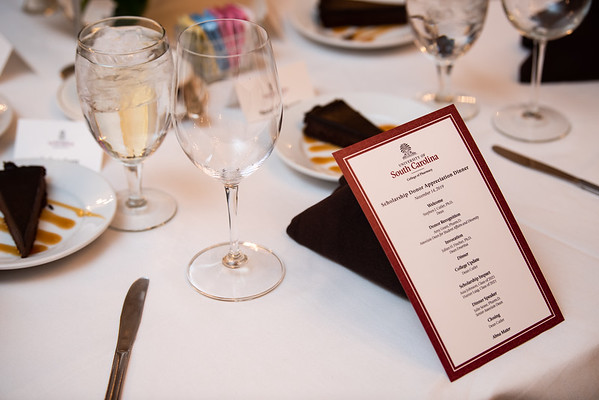2019-11-14 - Scholarship Donor Appreciation Dinner