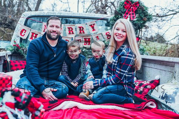 The Aaron Family | Old White Truck Mini