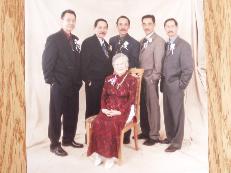 Tran Family Year 2002