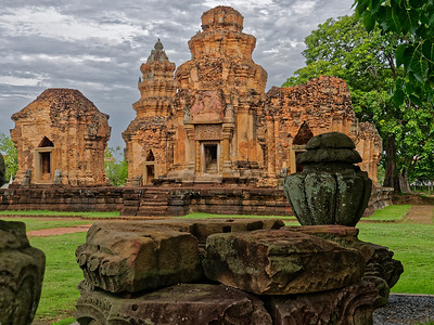 More Khmer Sites in Isaan