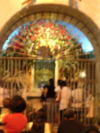 at the church ( cebu)