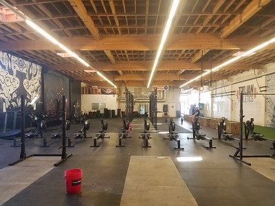 Gyms, Sports, Workout Studios