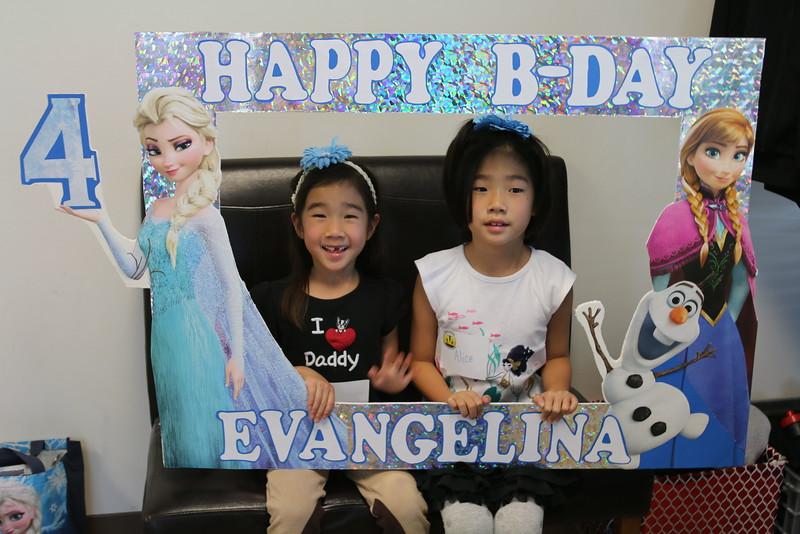 Evangel-4th Bday