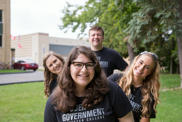 Student Government 2014-15