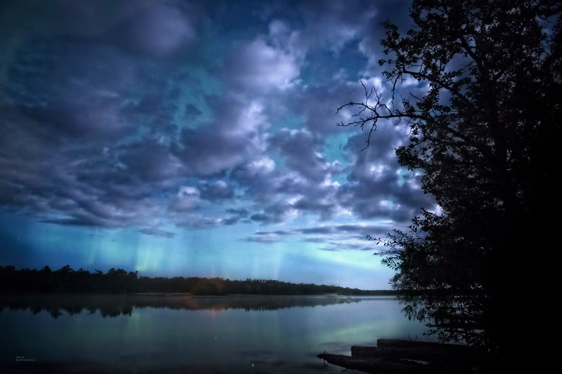 """""""Autumn Aurora On Fall #4"""""""