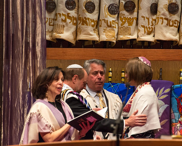151218 Rabbi Gorban's Installation