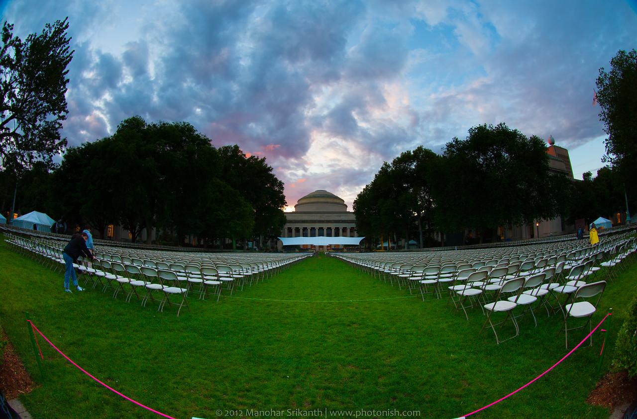 MIT Killian Court - 2012