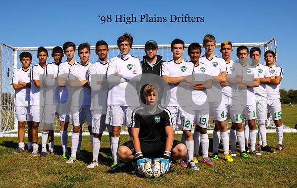 High Plains Drifters 98 Boys