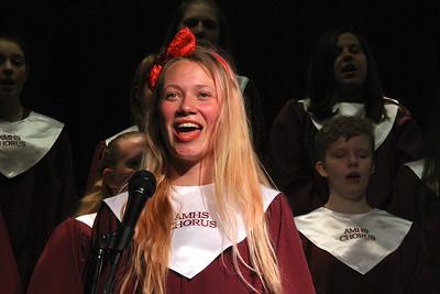 2016 AMHS Spring Chorus Concert III photos by Gary Baker