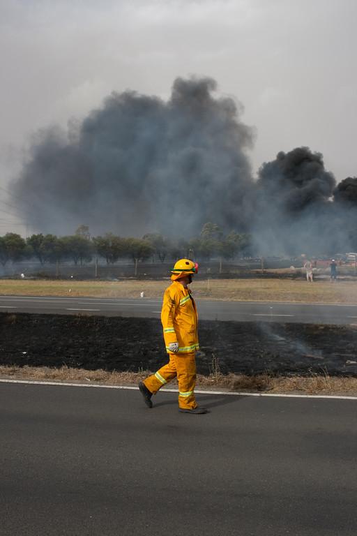 Cranbourne North Fire-0205