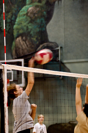 2007 - Jr. Girls Volleyball