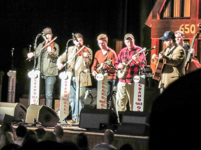 Nashville - Grand Ole Opry Mike Snider