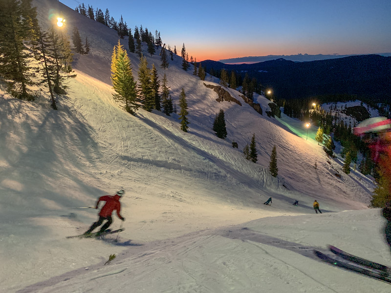 Mount Hood - March 2019