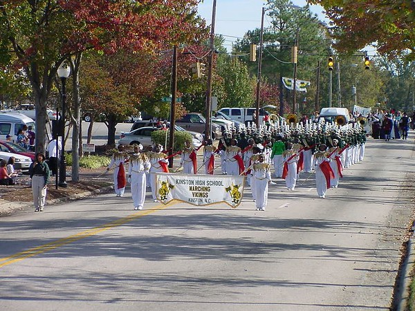 2003-11-01: Cary Band Day