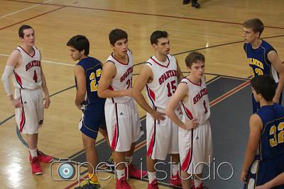 2013 Boys Varsity Basketball