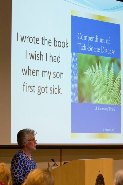 2014 Dr.  Spreen Lyme Lecture