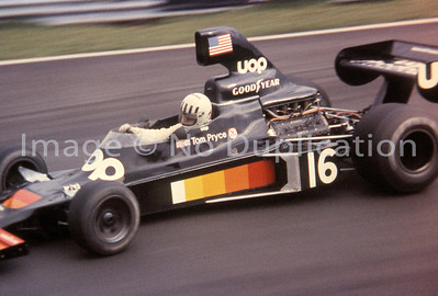 Formula 1 Race of Champions Brands Hatch 1975