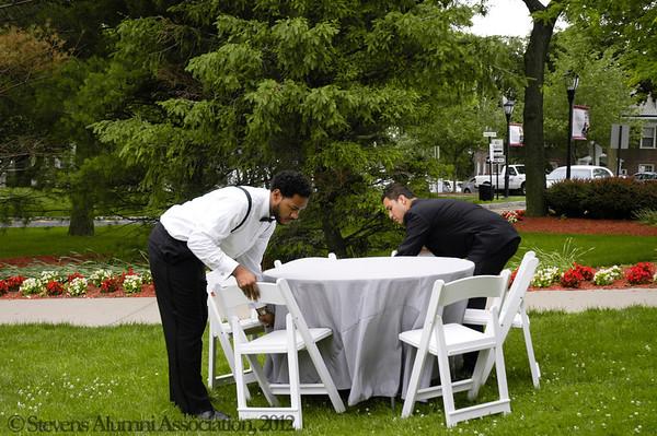 June 1-3, 2012 Alumni Weekend