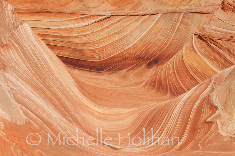 The Wave and North Coyote Buttes, Arizona-Utah border.