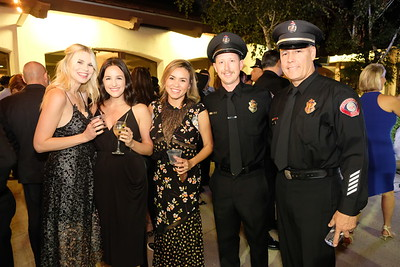 Fire Foundation Honors Firefighters, Others