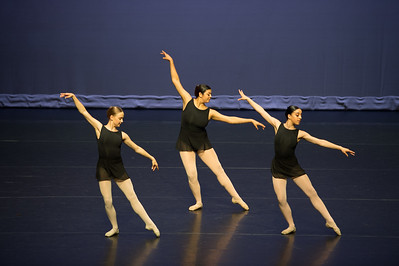 Moderato, Variation 1 from Paquita - Ariana Hart, Sara Alexis Sanchez and Farrah Zimmer