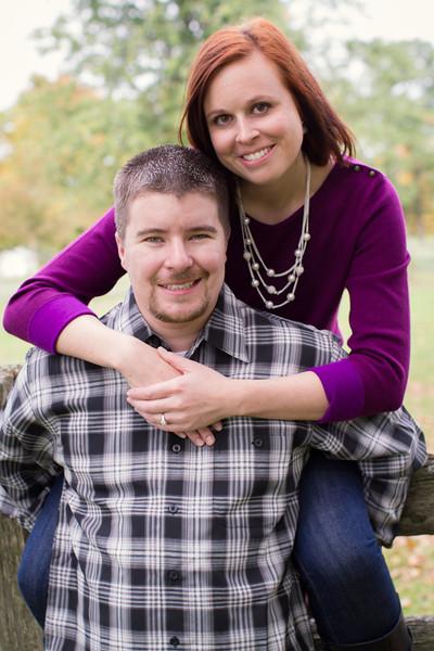 Megan & Drew