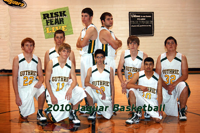 High School Boys Basketball Team Photos