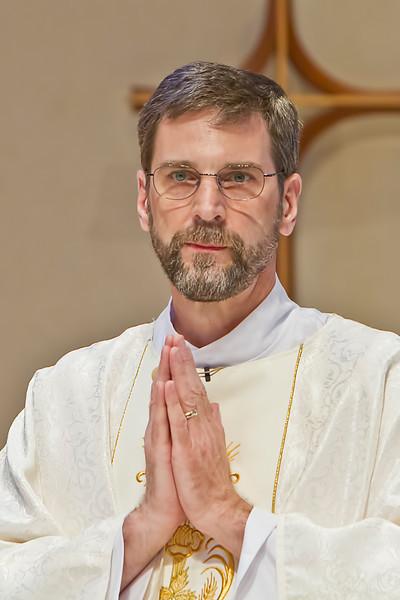 2012-06-03 Deacon Bob Pasdiora 1st Mass