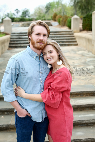 Brent + Caitlyn Engaged 2020