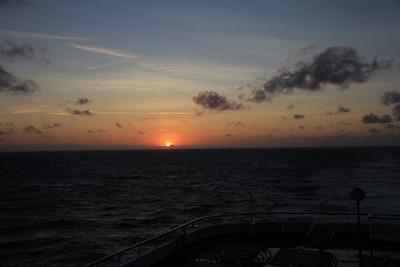 Day at Sea Mar 9