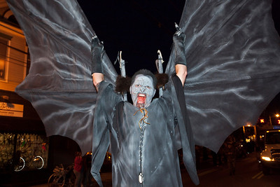 #299 Caufield's Annual Halloween Parade 2012, 10/12/12