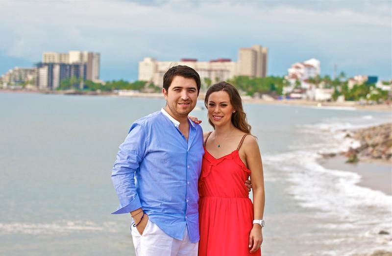Laura y Alfonso Cesion previa