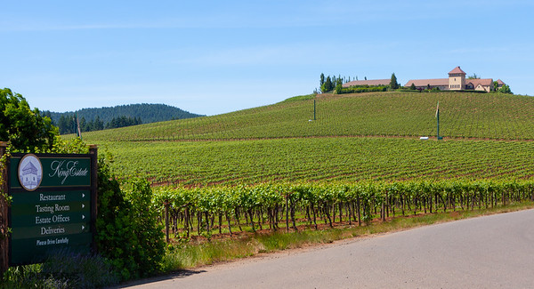 Oregon Wine Country, Salem, and Japanese Garden - Click to Open