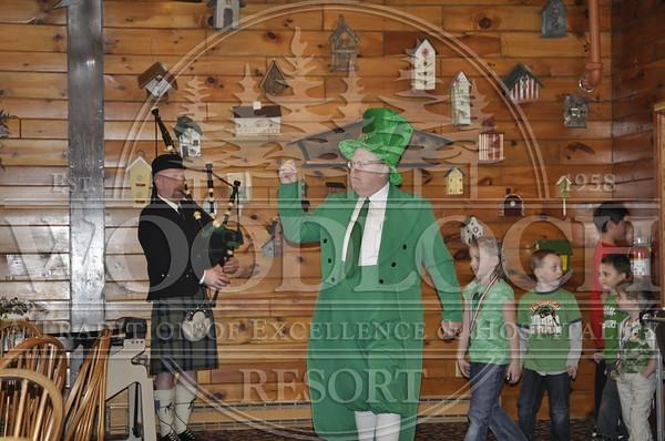 March 20 - Irish Parade
