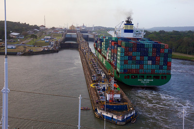 Panama Canal and Caribbean