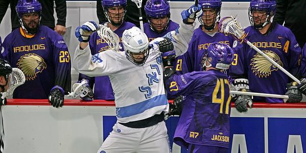 Tim Semisch - Israel Lacrosse - WILC2019