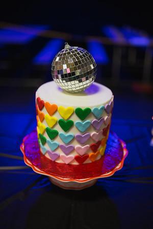 Mila + Austin | Roller Disco 6th Birthday Party