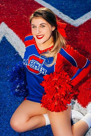 Meghan W- Cheer Portraits