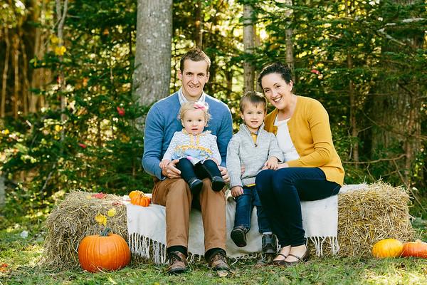 Fall Family Mini Sessions-The Beaulieus