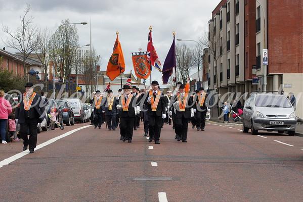 Belfast Orange Widows