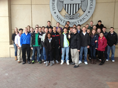 Federal Reserve Bank Field Trip