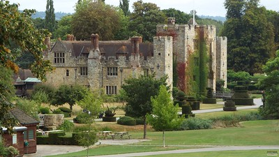 Hever Castle, 28 Aug 2016