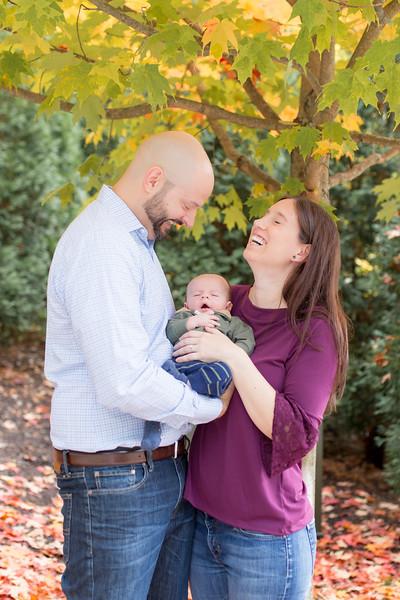 Lane Family Newborn Session