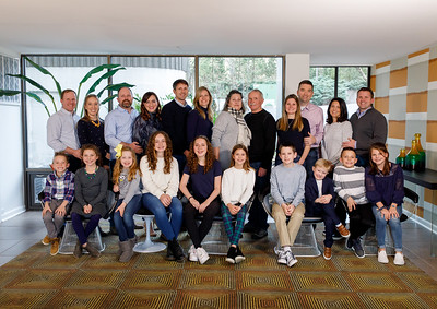 Heffernan Family 2019